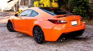 lexus coupe 2004 2016 lexus rc f review u2013 the fastest pumpkin around the truth
