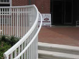 ada aluminum railing products aluminum railing