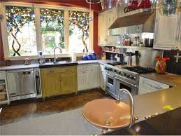 funky kitchen ideas funky kitchen designs 39 concerning remodel small home