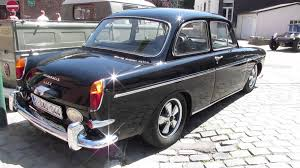 old volkswagen type 3 vw type3 notchback black ittre 2013 youtube