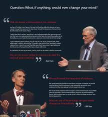 Bill Nye Memes - change your mind bill nye know your meme