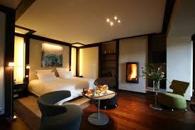 chambre luxe avec hôtel le hameau albert 1er chamonix mont blanc valley directory