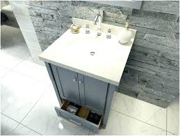 25 vanity with sink 25 inch bathroom vanity sillyroger com