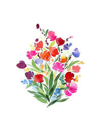 Watercolor Flowers - 659 best watercolor flowers images on pinterest watercolour