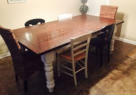 The Husky Dining Table Leg Part Of Another Stunning Dining Table - Kitchen table legs