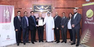 bureau veritas qatar al meera receives iso certification for activities of commercial