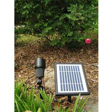 Brightest Solar Landscape Lighting - solar goes green sgg s12 solar spot light brightest solar spot