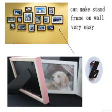 2017 photo painting frame s hook holder movable hanger metal spare