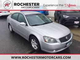 nissan altima 2005 mpg 2 5 2005 nissan altima 2 5 sl heated leather bose stereo se rochester