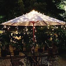 solar umbrella clip lights solar umbrella clip lights bed bath beyond