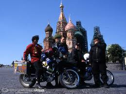 Map Of Time Zones Usa Dr Frazier Rides Russia Motorcycle Usa