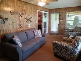 comfy lake house waterfront boat dock u0026 large media game room