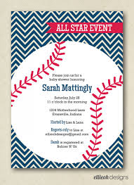 top collection of baseball themed baby shower invitations to