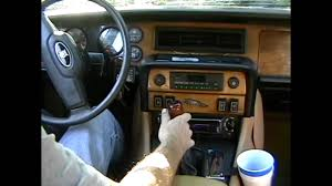 1983 jaguar xj 6 5 speed manual gearbox conversion youtube