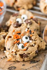 peanut butter pudding cookie monsters crazy for crust