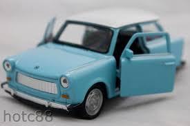 trabant welly die cast car trabant 601 1 34 end 12 30 2018 1 27 pm