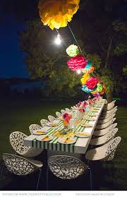 Outdoor Lighting Party Ideas - 172 best outdoor party ideas images on pinterest outdoor