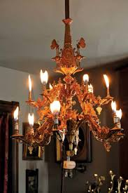 Gas Chandelier Tips For Restoring Gas Lighting Antique Lighting And Lights
