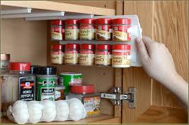 Diy Kitchen Cabinet Organizers by Spice Cabinet Organizer Diy Home Design Ideas