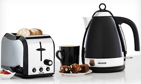 Toaster Kettle Set Toaster And Cordless Kettle Set Groupon Goods