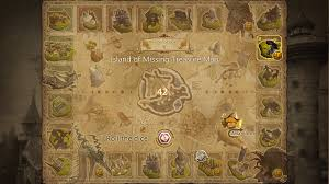 World Treasure Map by 8 8 Island Of Missing Treasure Map Dnsea Perfect