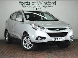 used hyundai ix35 petrol for sale motors co uk