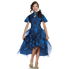 Costumes For Kids Disney U0027s Descendants Deluxe Evie Coronation Costume For Kids