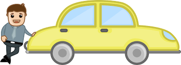 man standing with car png clipart download free images in png