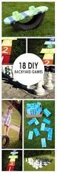 18 diy backyard games backyard creative and gaming