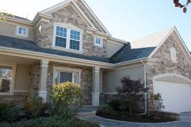 Stucco Homes Pictures Exterior Stone Veneer Transform Your Home With Exterior Stone