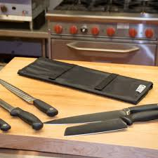James Martin Kitchen Knives Choice 10 Pocket Knife Roll