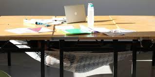 nap desk the schnap hammock lets you nap under your desk business insider