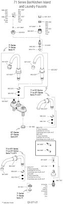 price pfister kitchen faucet parts diagram pfister kitchen faucet parts home and interior