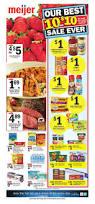 meijers thanksgiving day sale meijer weekly ad jun 18 24 2017