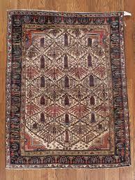 Antique Heriz Rug Heriz Silk Rug