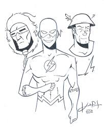 flash sketches by outrageousness on deviantart