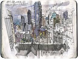 i spy vancouver u0027s trump tower urban sketchers
