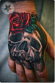 58 appealing skull tattoos for arm