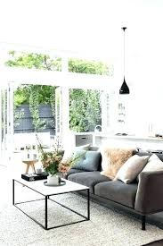 Likeable Living Room Ideas With Dark Grey Sofa Modern Design