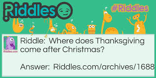 thanksgiving riddles