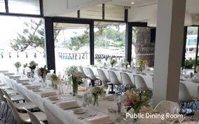 Sydney Wedding Reception Venues - Public dining room