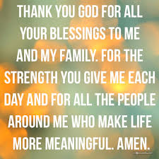 Thanksgiving Pray Thankful Family Blessings Inspirations Pinterest Faith
