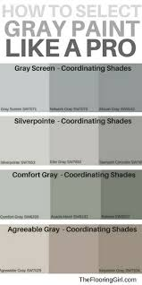shades of gray what are the most popular shades of gray paint the flooring girl
