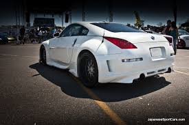 nissan 350z widebody nissan 350z with veilside v3 body kit picture number 590339