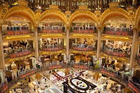 galeries lafayette siege shop till you drop in this on a day trip with