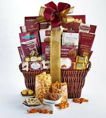 Snack Basket Delivery Gift Baskets Gift Basket Delivery Florists Com