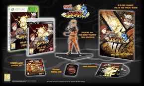 коллекционное издание naruto shippuden ultimate ninja storm 3