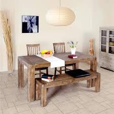 Wohnzimmertisch Akazie Esstisch Wohnzimmertisch Tisch Massivholz 200 260x100cm Auszug