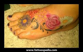 Birth Flowers By Month - tattoo birth flowers for each month