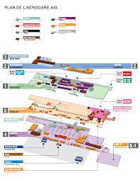 gva geneve cointrin airport terminal map airports pinterest